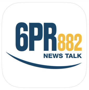 Matt Reynolds 6PR Perth Radio